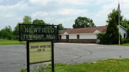 Newfield Township Hall